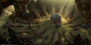 Desert Level Game Concept #004