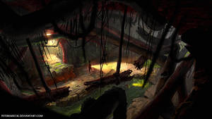 Creepy sewers