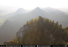 Free Stock Landscape Mountains Autumn View River by PeterKmiecik