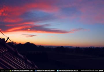 Free Stock Sky Sunrise Clouds Sun Beautiful Red by PeterKmiecik