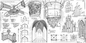 Architecutre #sketches