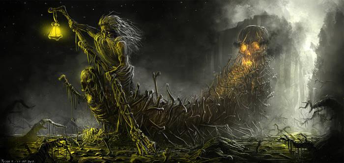 Styx passage #digitalart