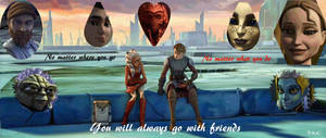 Ahsoka's Friends