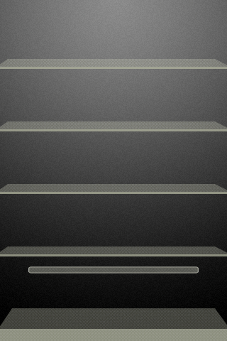 4 Shelves Iphone Black Metal By Juankrls On Deviantart