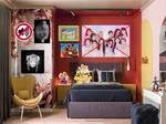 Hilary Winston's Room