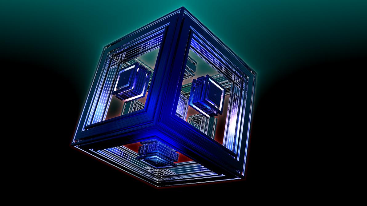 cube by bezo97