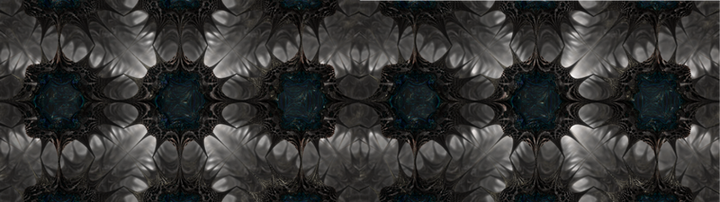stereoscopic fractal by bezo97