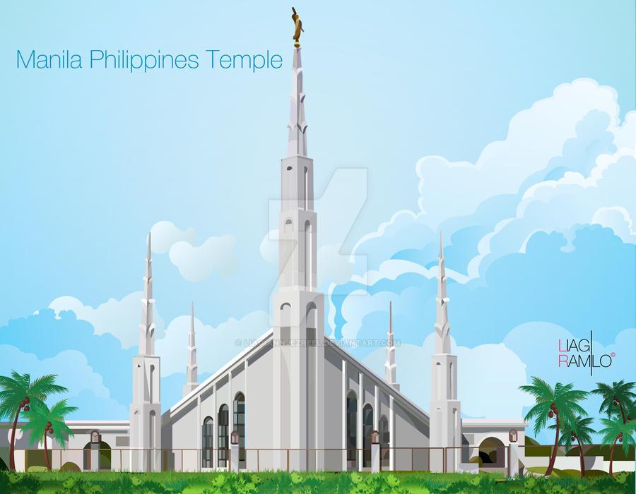 Manila Philippines Temple