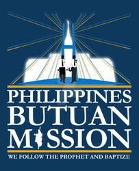 Philippines Butuan Mission Logo