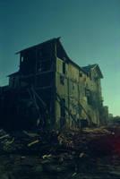 residence pour machine by lupinbushi