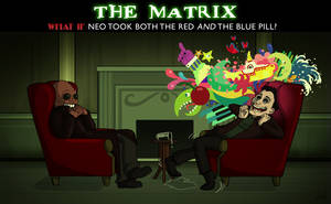WIC - the matrix by kaffepanna