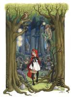 fairytale crossover by kaffepanna