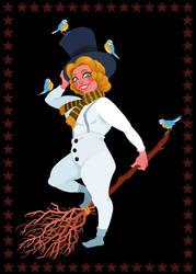 Christmas Cards 06 by kaffepanna