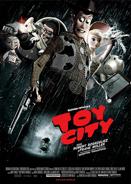 Toy Story - Sin City