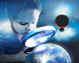 Galaxy Child
