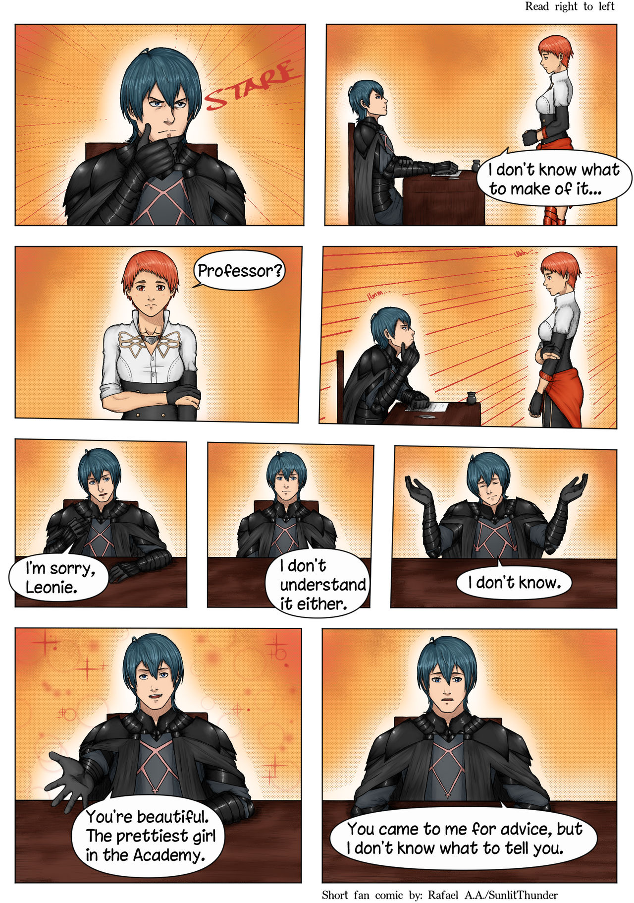 Ao54o5a7lg8vgm A subreddit to discuss the fire emblem series of games, and associated media. https www deviantart com sunlitthunder art fire emblem three houses leonie is a girl page 2 4 811105255