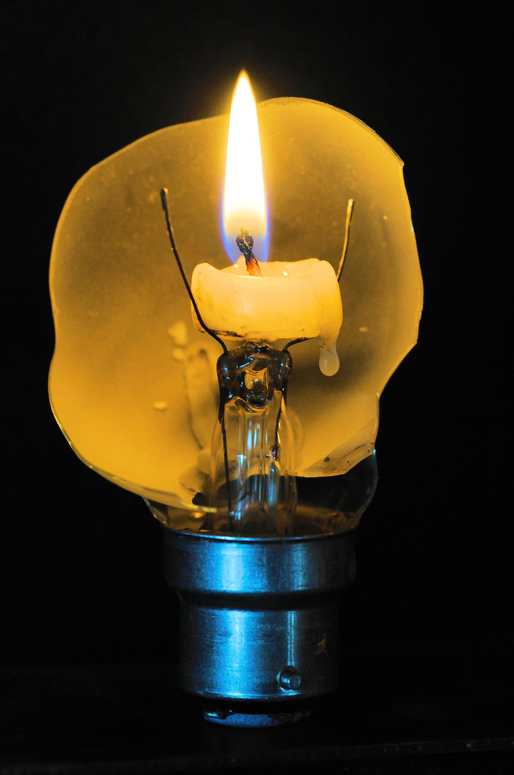 Eco Friendly Light Bulb Ii By Teslaextreme On Deviantart