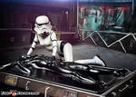 Star Wars Carbonite Vacbed