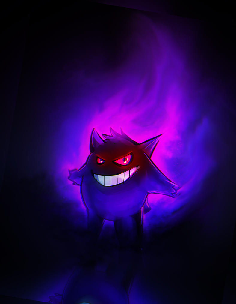 Gengar by ToXX