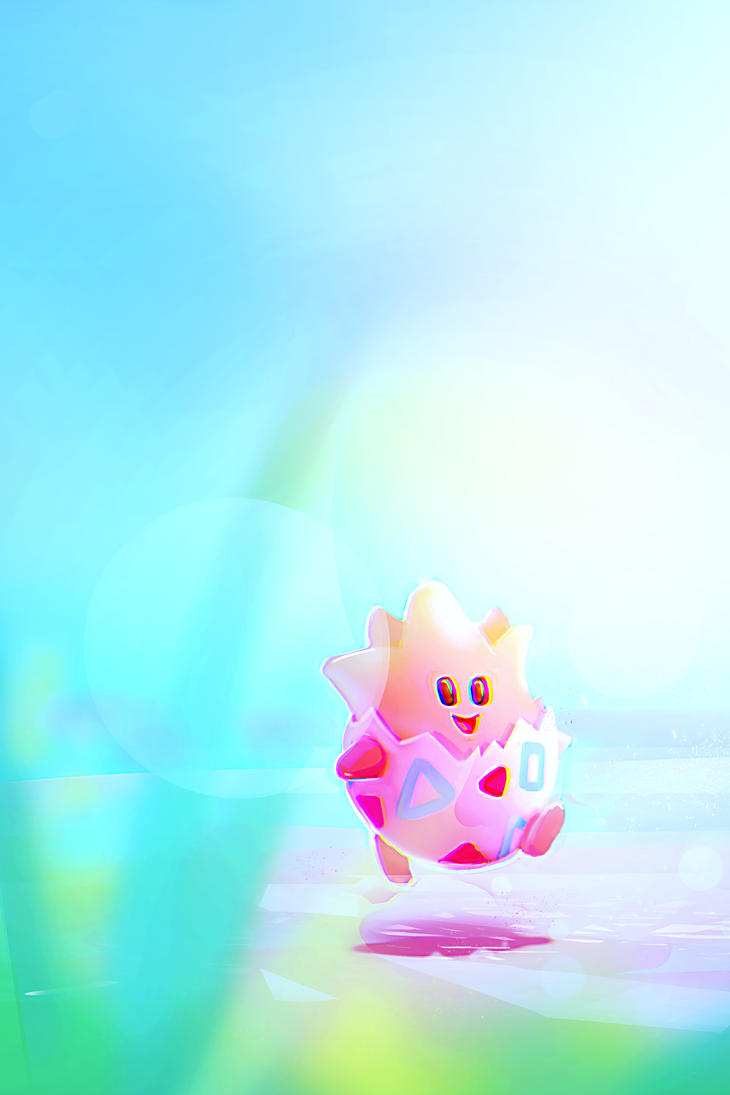 A wild Togepi appears ! by ToXX
