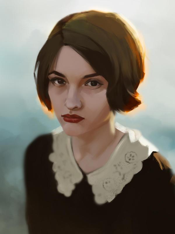 Girl by DariaBobrova