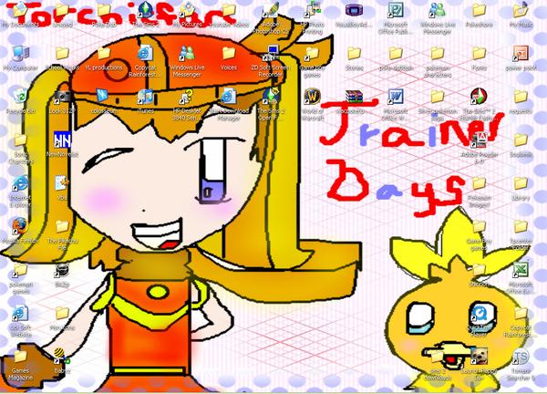 My Desktop Picture by sossli
