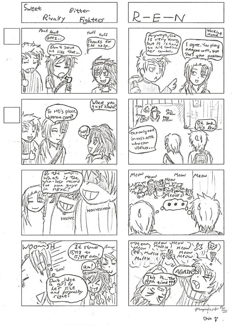 4Koma Page 8 by Magedark9