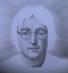 Faces Of The Past - John Lennon