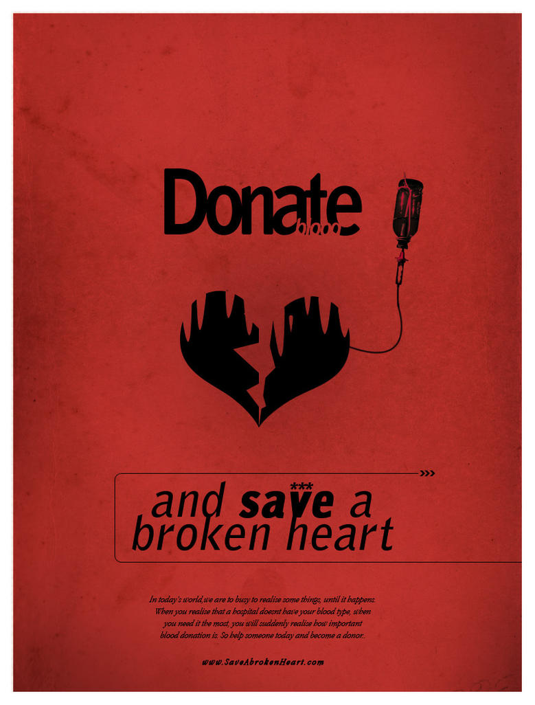 Donate blood and save a heart by ch4os532 on deviantart donate blood and save a heart by ch4os532 thecheapjerseys Gallery