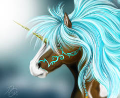 DigiDoodle Unicorn