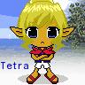 Tetra -Zelda:WW by diaxa