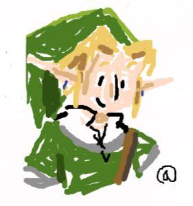 Oekaki Link. by diaxa