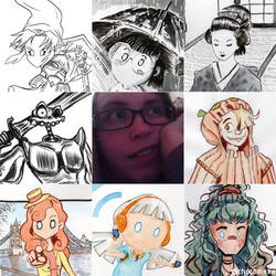 My first Artvsartist (2019 edition) by diaxa