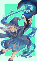 Water Magic by Akemono