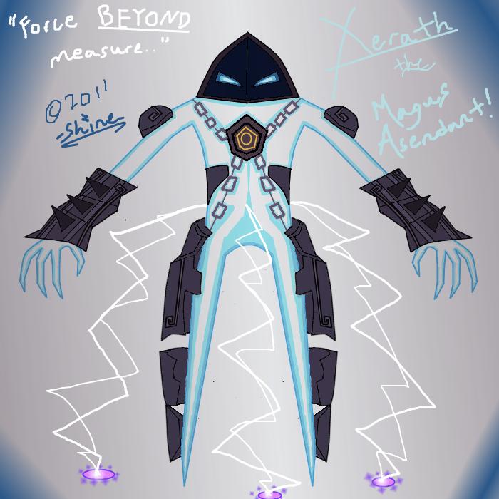 Xerath the Magus Ascendant