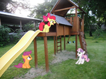 CMCs on my playset Part 2