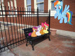 CMCs on a bench