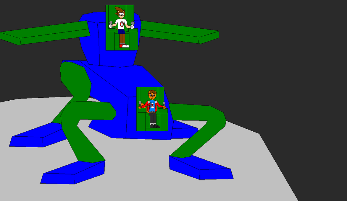 rocka and surge combat machine