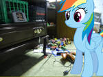 My Little Dashie: The M Rated Game Pt4