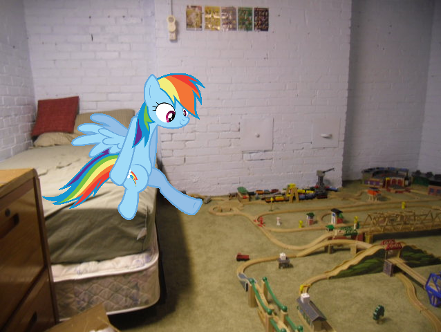 My Little Dashie: The M Rated Game Pt1