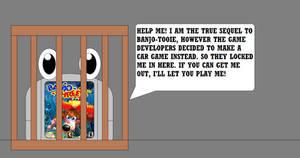 Banjo-Threeie Needs Help by Eli-J-Brony