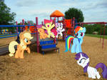 Playing With the CMCs on the Playground