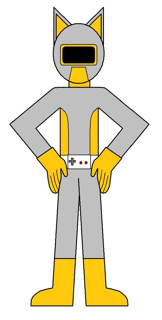 GamerSilver by Eli-J-Brony