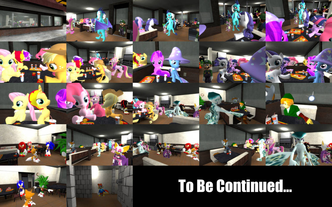Hanging Out A McDonalds In Gmod Part 1 by Eli-J-Brony on DeviantArt