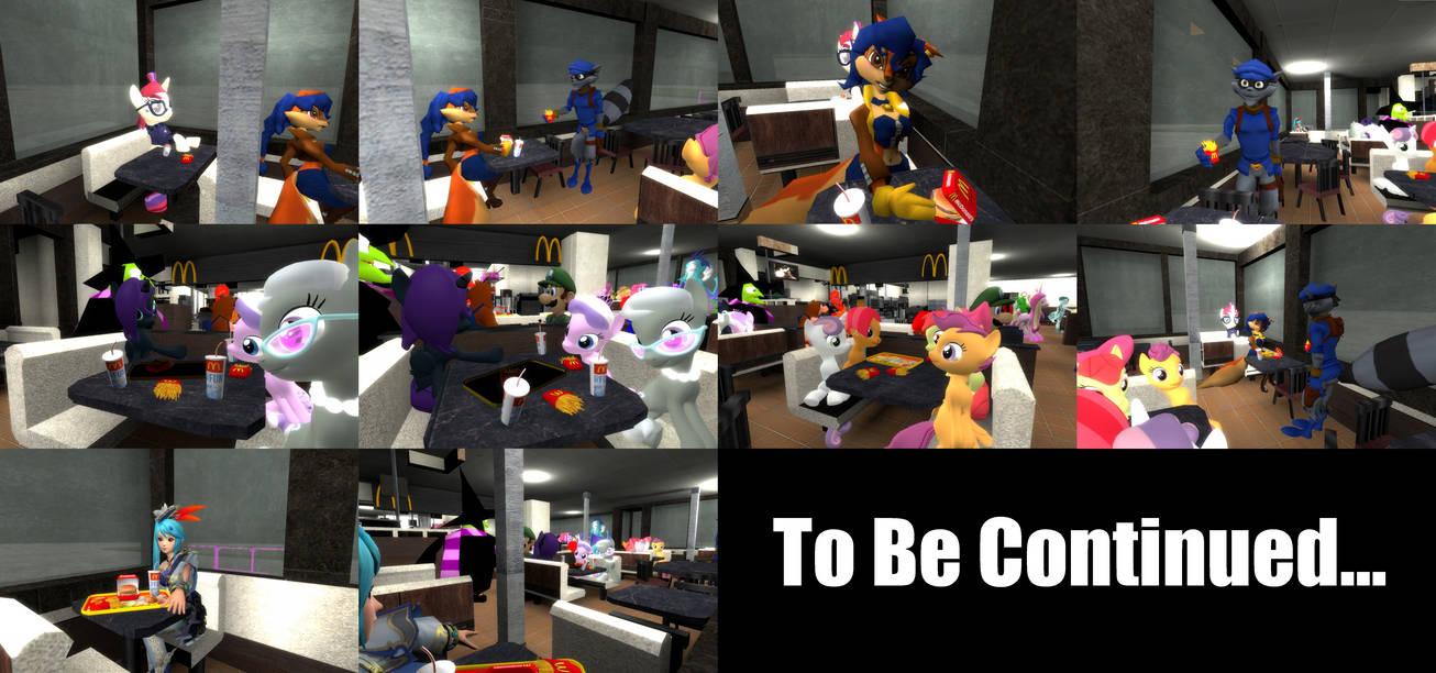 Hanging Out A McDonalds In Gmod Part 2 by Eli-J-Brony on DeviantArt