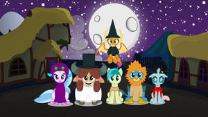 Happy Nightmare Night From Young Six
