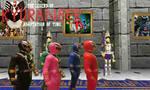 Ryusoulgers (Dino Fury Rangers) In Castle Hall by Eli-J-Brony
