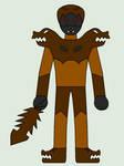 Black Dragon Killer by Eli-J-Brony