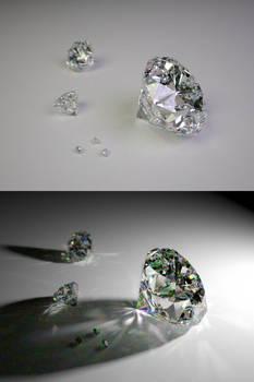 Diamond test