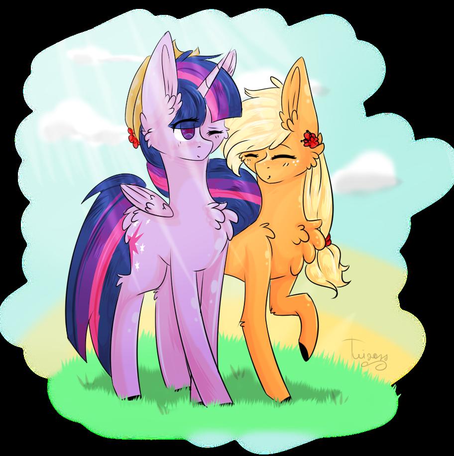 friendship~ by TwinkePaint